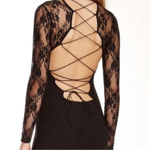 Nasty Gal bodycon dress